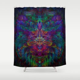Inner Trip Shower Curtain