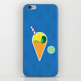 Ice Cream - CosmoLOL!icious iPhone Skin