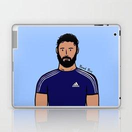 Beard Boy: Mauro Laptop & iPad Skin