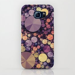 Purple Berries iPhone Case