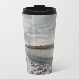 Boat trip in Howth, Ireland Travel Mug