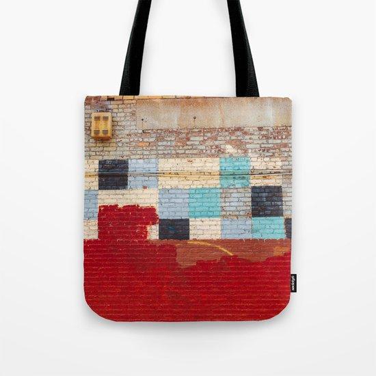 Brooklyn Architecture II Tote Bag