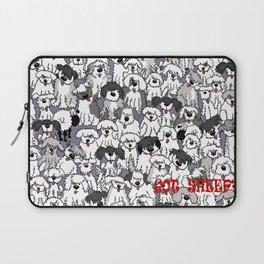 Original Sheepdogs On Watch Laptop Sleeve