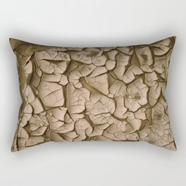 Cracked  Rectangular Pillow