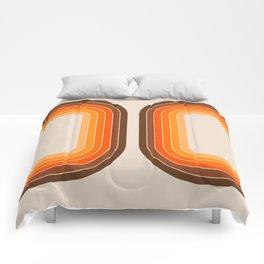 Tan Tunnel Comforters