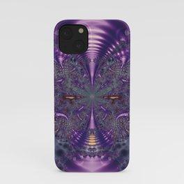 Fractal Fantasy 14 iPhone Case