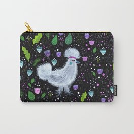 Glam Chicken Carry-All Pouch