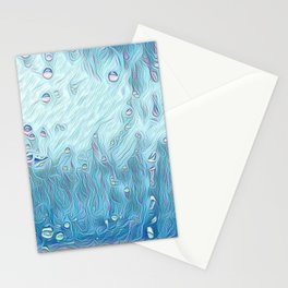 WATER-WATCHER Stationery Cards