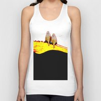 heels Tank Tops featuring Vintage Heels by Time After Time