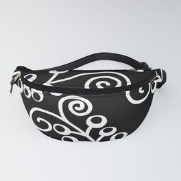 CURLY VINE Fanny Pack