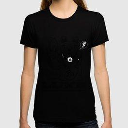 ''Gato de las LUKS'' T-shirt