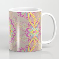 dancer Mugs featuring Dancer by Lisa Argyropoulos