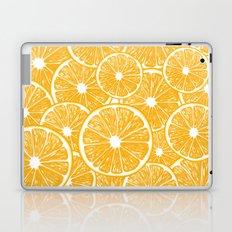 Orange slices pattern design Laptop & iPad Skin