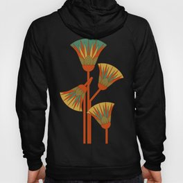 Ancient Egyptian lotus - Colorful Hoody