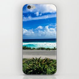 Cozumel Coastline iPhone Skin