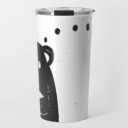 Dreamy bear Travel Mug