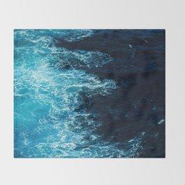 Sea Love Throw Blanket