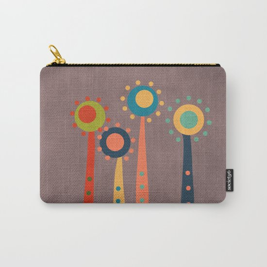 Colors and flowers 3 Carry-All Pouch