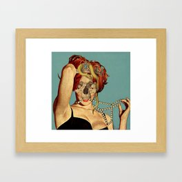 GINGER 2 Framed Art Print