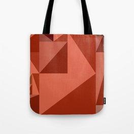 random geometrics by leslie harlow Tote Bag