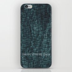 Some Day My Ship Will Come In iPhone & iPod Skin