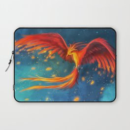 Beautiful phoenix Laptop Sleeve