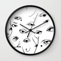 Omme Wall Clock