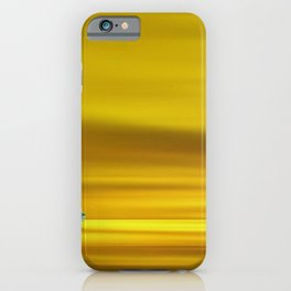 Golden Sunset in the Florida Keys iPhone Case