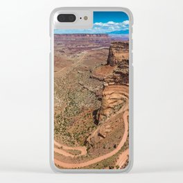 Canyonlands National Park Clear iPhone Case