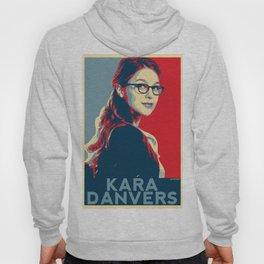Kara Danvers POP ART Poster Hoody