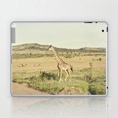 crossing::kenya Laptop & iPad Skin