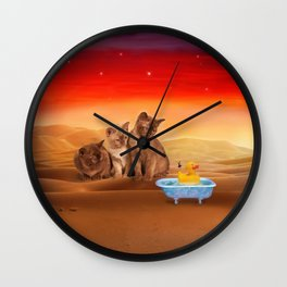 Is this for us? Wall Clock