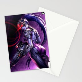 widowmaker Stationery Cards
