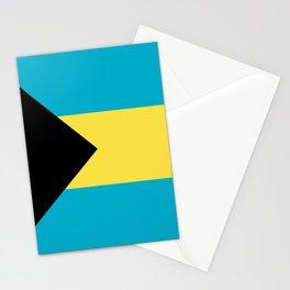 Flag: The Bahamas Stationery Cards