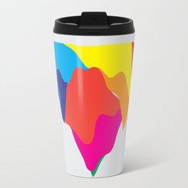 No. 3 Metal Travel Mug