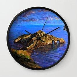 San Juan de Gaztelugatxe Juego de Tronos Wall Clock