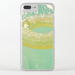 Inviting Clear iPhone Case