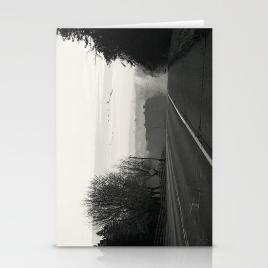 Foggy Migration Stationery Cards