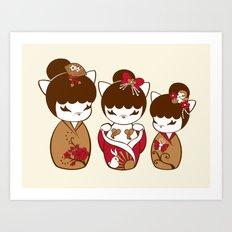 Sweetest Blossom  Art Print
