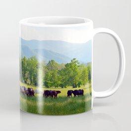 Smokey Mountain Horses Coffee Mug