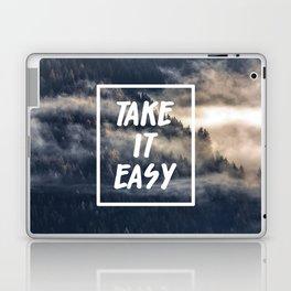 Take it easy on the mountains! Laptop & iPad Skin