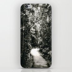 scenic route iPhone & iPod Skin