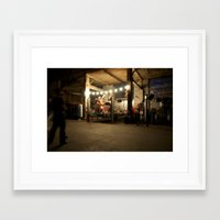 band Framed Art Prints featuring Band by pMWd