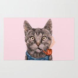 Sailor Cat IX Rug