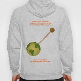 Neat Nature Facts Hoody