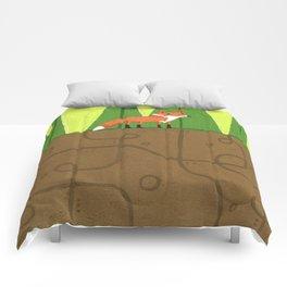 Earth Fox Comforters