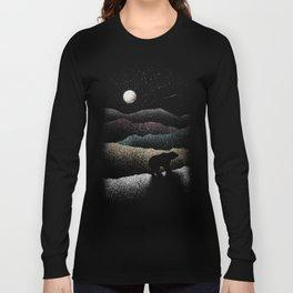 Wandering Bear Long Sleeve T-shirt