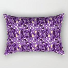 witch pattern Rectangular Pillow