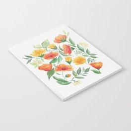 Spring Wildflowers Notebook