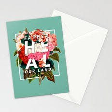 HEAL OUR LAND Stationery Cards